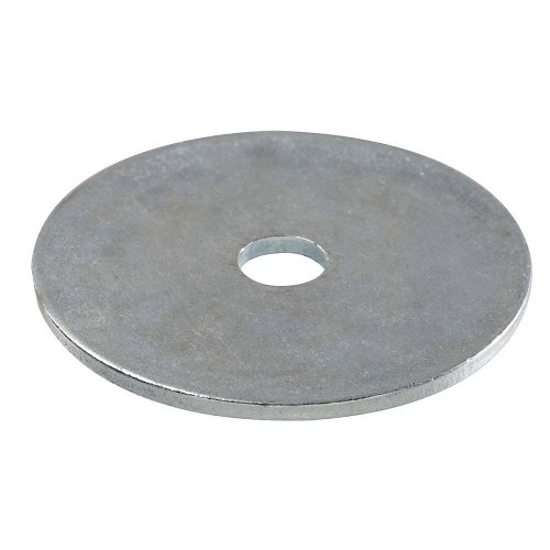 Crown Bolt 20092 3/16 Inch X 1-1/4 Inch Zinc-Plated Steel Fender Washers, 100-Count front-42109