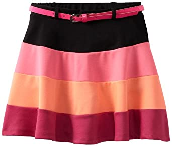 My Michelle Girls 7-16 Skater Skirt, Multi, Medium