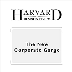 The New Corporate Garage (Harvard Business Review) | [Scott D. Anthony]