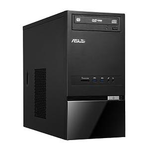ASUS K5130-UK009S Value PC (Intel Pentium G2020 2.9GHz Processor, 6GB DDR3 RAM, 1TB HDD, Graphics Media Accelerator HD, DVD-RW, USB 3.0, VGA, Card Reader, Windows 8)