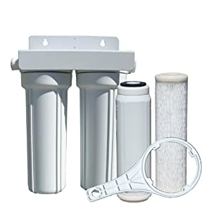 Watts 520022 RV/Boat Duo Exterior Water Filter with Garden Hose Fittings at Sears.com