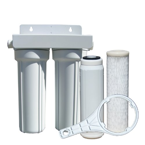 Rv water filters rv water systems for Water garden filter systems