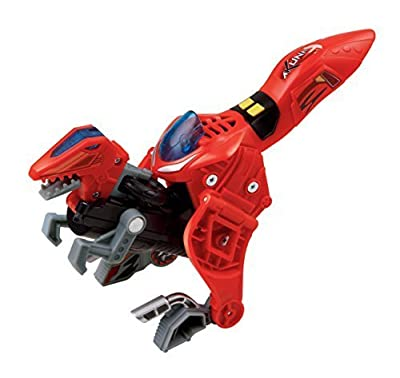 Akuna The Velociraptor Dinosaur Switch & Go Dinos for Sale