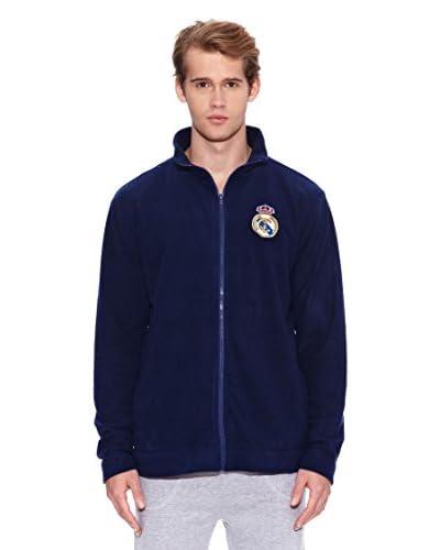Forro Polar Real Madrid Azul