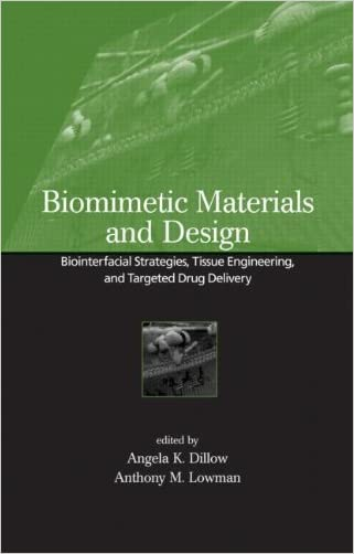 Biomimetic Materials And Design: Biointerfacial Strategies, Tissue Engineering And Targeted Drug Delivery (Manufacturing Engineering & Materials Processing) written by Angela Dillow
