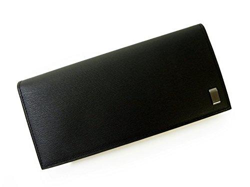(ダンヒル)DUNHILL 長財布 サイドカーガンメタル 二つ折(ブラック) L2RF10A D-1371 [並行輸入品]