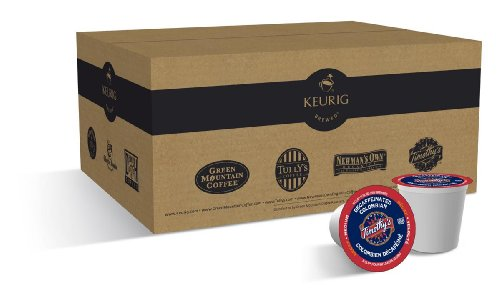 Timothy's Decaf Colombian K-Cup packs for Keurig Brewers, 50 count