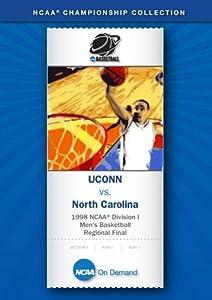 1998 NCAA(r) Division I Men's Basketball Regional Final - UCONN vs. North Carolina