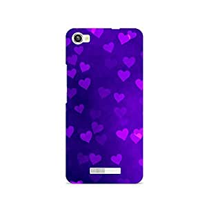 TAZindia Designer Printed Hard Back Case Mobile Cover For Lava Iris X8
