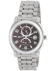 Jean D'eve Men's 847051RS.AA Luna Black Dial Black Alligator-Leather Watch