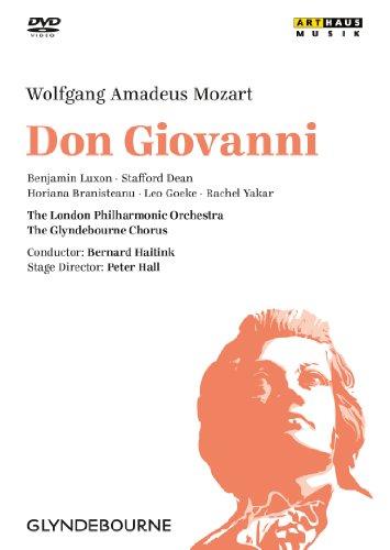 モーツァルト:歌劇「ドン・ジョヴァンニ」K.527[DVD]