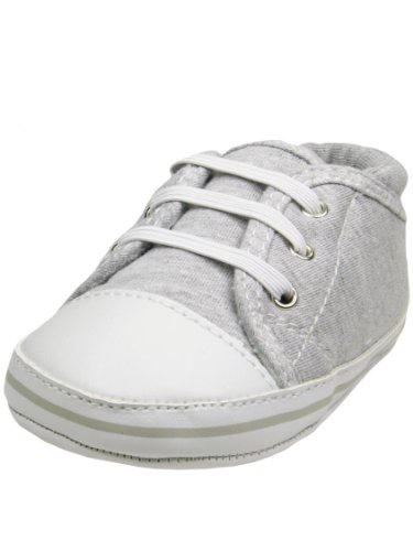 Carter'S Baby-Boys Newborn Basic Sneaker, Multi, Size 4 (9-12 Months) front-178559