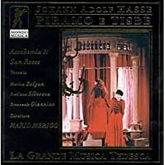 Piramo & Tisbe-Complete Opera
