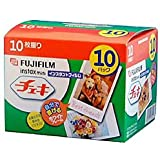 FUJIFILM Instax Mini Cheki Film 10pack(10picture X10) [Camera]