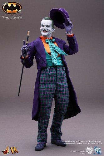 【ムービー・マスターピース DX】 『バットマン』 1/6スケールフィギュア ジョーカー