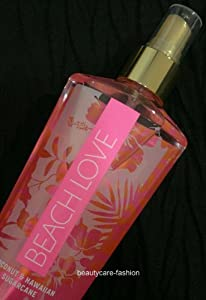 Victoria's Secret New Beach Love Body Mist 250ml