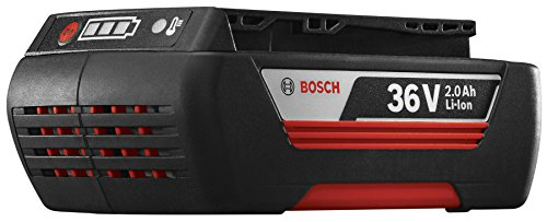 Bosch BAT819 36V 2.0 Ah Lithium-Ion SlimPack Battery (Bosch Hammer Drill 36v compare prices)