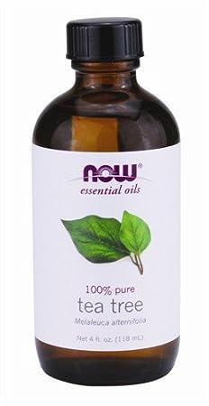 Отзывы NOW Foods Tea Tree Oil