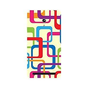 Garmor Designer Plastic Back Cover For Asus Zenfone 5