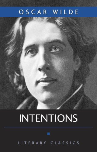 Intentions (Prometheus's Literary Classics)