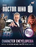 Doctor Who Character Encyclopedia 2014