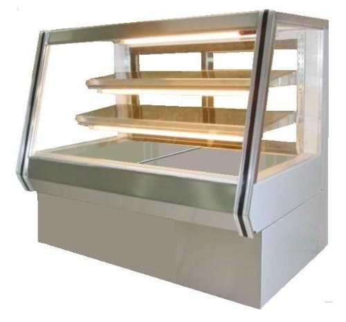 Cooltech Refrigeration 60-inch 2 Shelves Dry Bakery Display Case 60