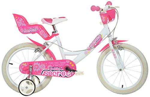 Dino Bikes 164 RLN-05DB - Dino Bicicletta, 16 Pollici