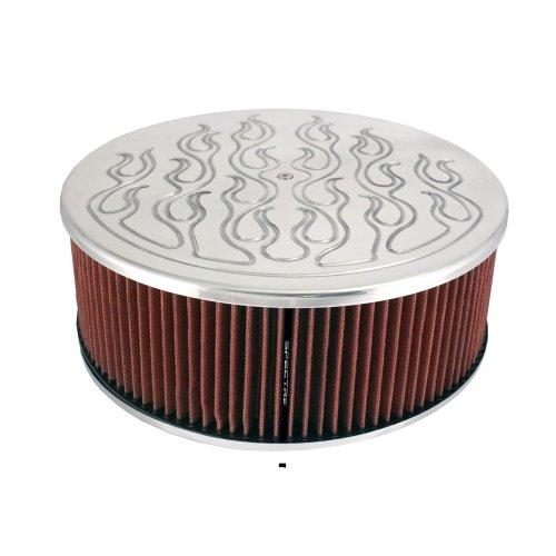 "Spectre 98563 Performance Cowl Hood Air Cleaner Air Box 5/"" Tall Filter"