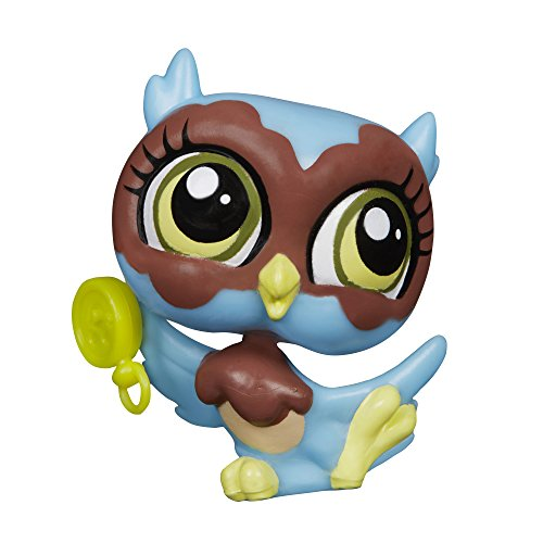 Littlest Pet Shop Get The Pets Single Pack Feathers Underwood Doll