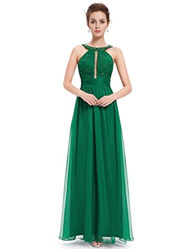 Ever Pretty Womens Floor Length Chiffon Formal Wedding Guest Dress 10
