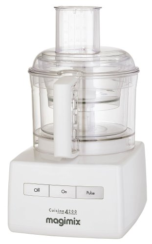 Magimix 4200 Food Processor, White from Magimix