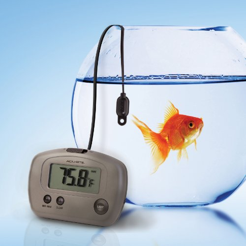 how to use a wired thermometer