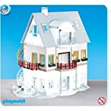 Playmobil suburban house toys games for Extension maison 4279