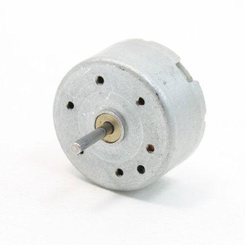 4800 Rpm 12V High Torque Cylinder Shaped Electric Dc Motor