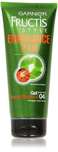 Garnier Fructis Endurance 24H Gel Tenuta Elastica, 200 ml