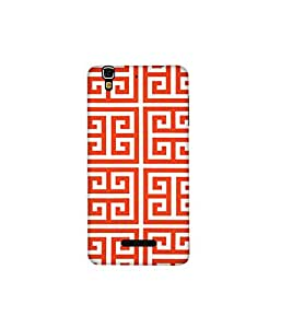 Kolor Edge Printed Back Cover for Micromax Yureka - Multicolor (4397-Ke10468MmxYurekaSub)