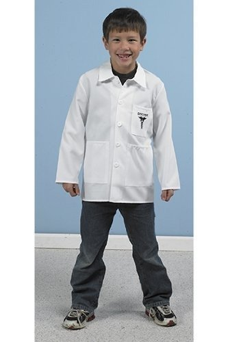 CAREER COSTUMES DOCTOR (Doctor Lab Coat Only!)