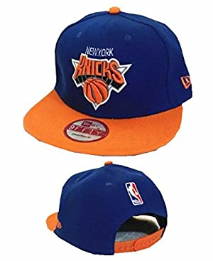 NBA Men's 2016 Structured Adjustable Cap Blue Adjustable Hat