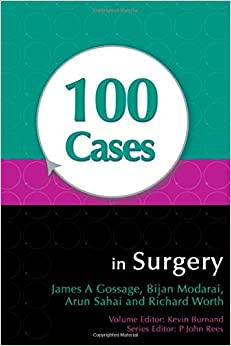 100 Cases in Surgery price comparison at Flipkart, Amazon, Crossword, Uread, Bookadda, Landmark, Homeshop18