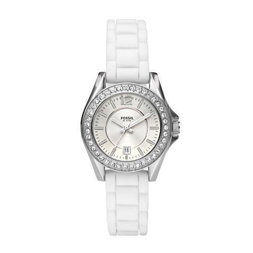 Fossil Ladies Mini Riley Analogue Sport Watch - Es2878