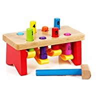 Pounding Bench – iPlay, iLearn Pounding Bench, Math, Counting Toy