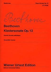 Sonata C Minor Op 13grande Sonate Pathtiquepiano by Wiener Urtext Edition