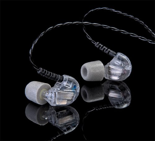 Westone UM2 Professional Dual Driver Earphones with removeable cable