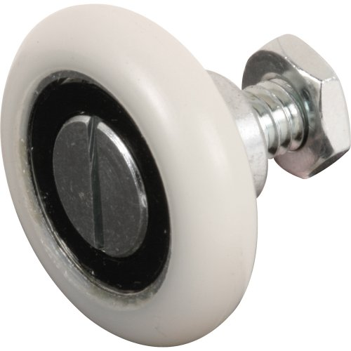 Prime-Line Products R 7228 Roller with 1/4-Inch-20-Inch Stud and 1-1/8-Inch Wheel,(Pack of 2)