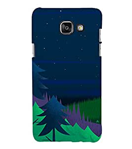Night 3D Hard Polycarbonate Designer Back Case Cover for Samsung Galaxy A5 (2016) :: Samsung Galaxy A5 2016 Duos :: Samsung Galaxy A5 2016 A510F A510M A510FD A5100 A510Y :: Samsung Galaxy A5 A510 2016 Edition