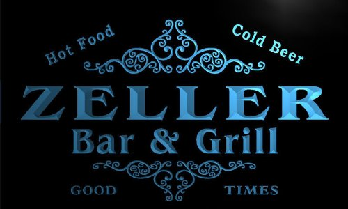 u49713-b-zeller-family-name-bar-grill-home-decor-neon-light-sign-barlicht-neonlicht-lichtwerbung