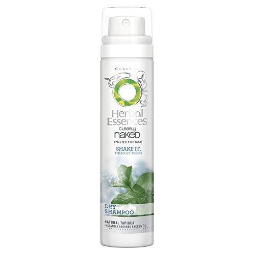 Herbal Essences Chiaramente Nudo (0%) Shampoo a secco, senza acqua, 65ml