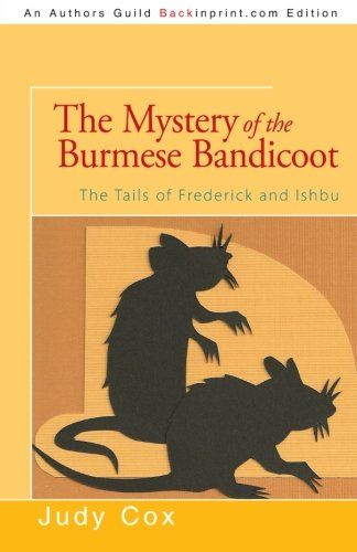 The Mystery of the Burmese Bandicoot