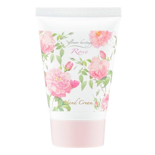 ネイチャータッチ Flower Heritage ハンドクリーム40g ローズ