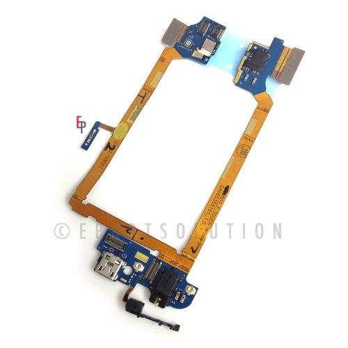 Epartsolution-Lg G2 D802 Charging Port Flex Cable Dock Connector Usb Port Repair Part Usa Seller front-627822